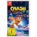 Crash Bandicoot 4  Switch