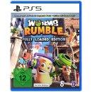 Worms Rumble  PS-5  Online nur Onlinelinemultiplayer