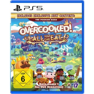 Overcooked all you can Eat  PS-5