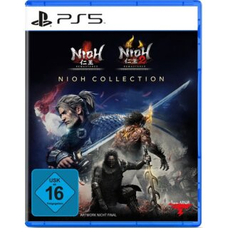 Nioh Collection  PS-5 Remake