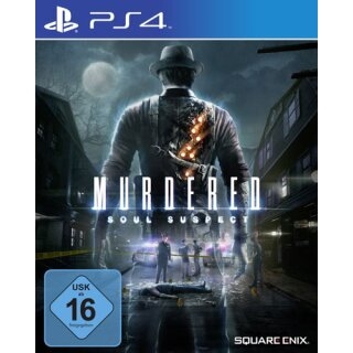 Murdered: Soul Suspect  PS-4