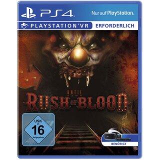 VR Until Dawn: Rush of Blood  PS-4 VR wird benötigt