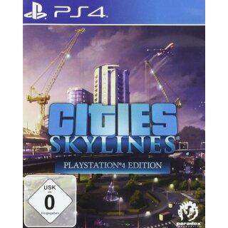 Cities Skylines  PS-4