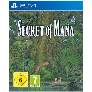 Secret of Mana  PS-4