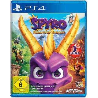 Spyro Reignited Trilogy  PS-4