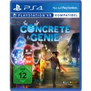 Concrete Genie  PS-4 VR kompatibel