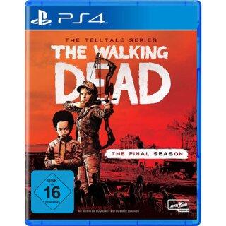Walking Dead Final Season  PS-4 TellTale