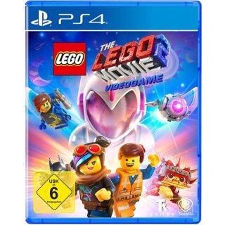 Lego  Movie 2  PS-4