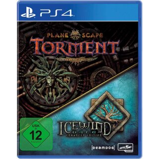 Planescape  PS-4  Torment & Icewind Enhanced Edition