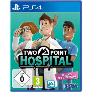 Two Point Hospital  PS-4