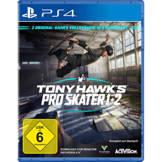 Tony Hawks Pro Skater 1+2  PS-4 Remastered