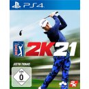 PGA Tour 2K21  PS-4 Justin Thomas