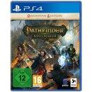 Pathfinder Kingmaker  PS-4 Definitive Edition