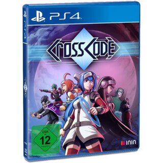 CrossCode  PS-4