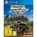 Monster Jam Steel Titans 2  PS-4