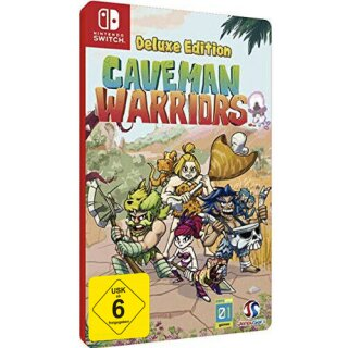 Caveman Warriors  Switch Deluxe Edition