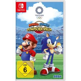 Mario & Sonic Tokyo 2020  Switch Olympische Spiele