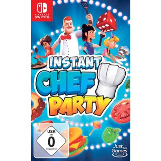 Instant Chef Party  Switch