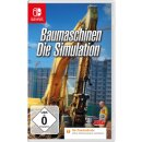 Baumaschinen  SWITCH Die Simulation CIAB Code in a Box