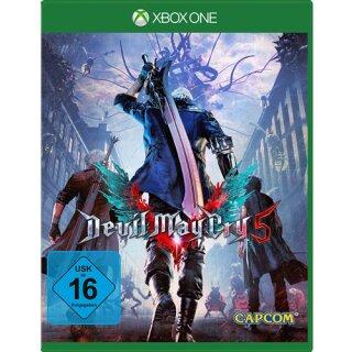 Devil May Cry 5  XB-One