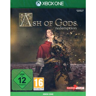 Ash of Gods: Redemption  XB-ONE