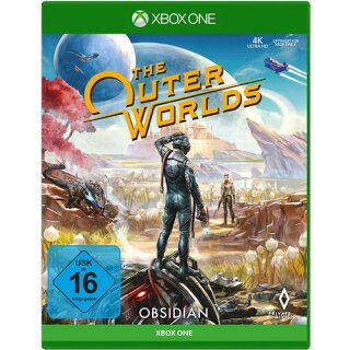 Outer Worlds  XB-One