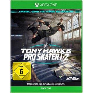 Tony Hawks Pro Skater 1+2  XB-One Remastered