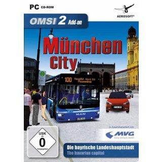 OMSI 2  PC  Addon  München