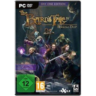Bards Tale IV Barrows Deep  PC  D1