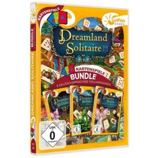 Dreamland Solitaire 1-3  PC SUNRISE