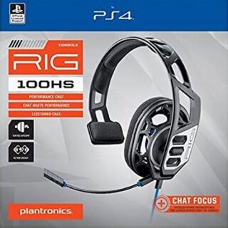 PS4 Headset Plantronics 100HS