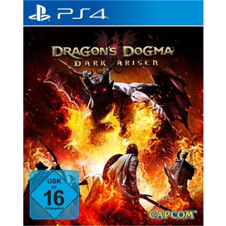 Dragons Dogma Dark Arisen  PS-4